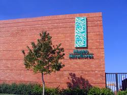 Esquina del Museo Miraflores