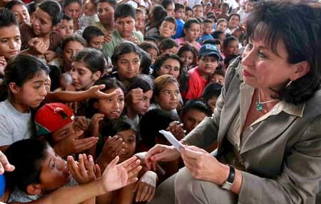 Sandra Torres de Colom - Gobierno de Guatemala