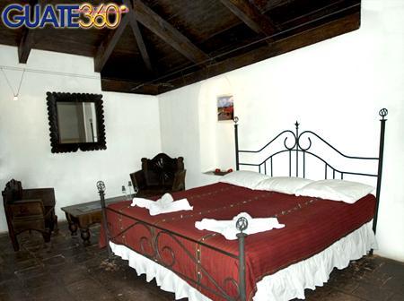 Antigua Guatemala Hotel.