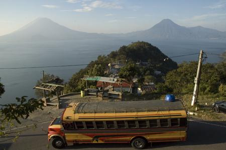 Camionetas de Guatemala