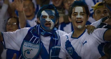 Guatemaltecos, celebremos el mundial de futbol