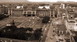 El Centro Histórico en el Olvido