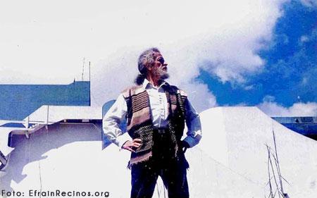 Maestro Efraín Recinos, el genio de Guatemala.