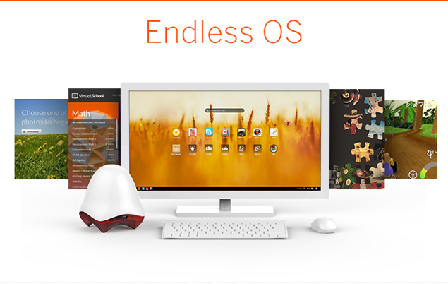 Sistema operativo Endless