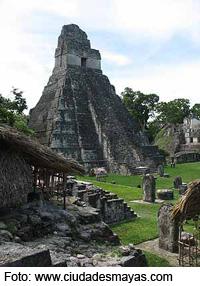 Fotografía de Tikal - El Gran Jaguar