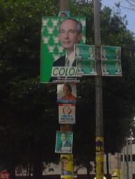 Las elecciones en la piel
