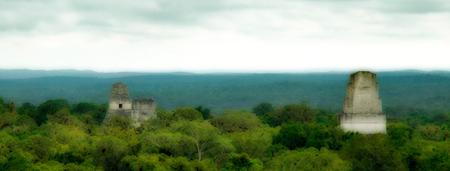 Fotos de Tikal y las pirámides mayas