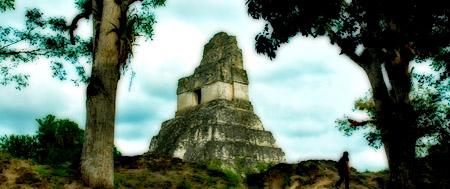 Fotos de Tikal y El Gran Jaguar