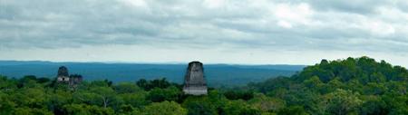 Fotografías de Tikal. Fotos de Tikal.