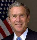 Bush en Guate