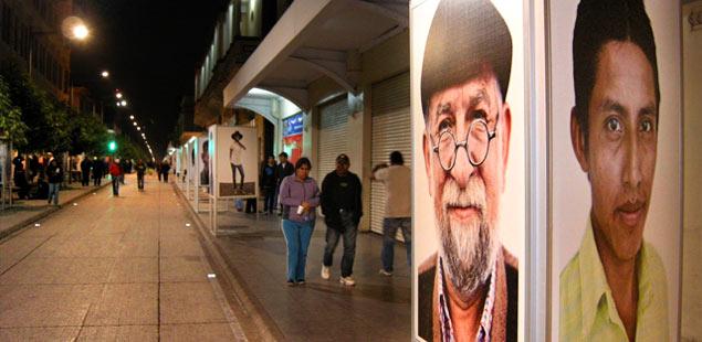 Guatemala Diversa. Exposición de Oliviero Toscani.