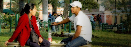 El amor en Guatemala