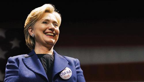 Hilary Clinton visita Guatemala.