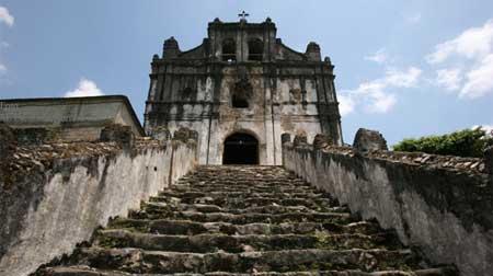 Iglesia Católica de Lanquín, Alta Verapaz. Foto por Marco A. Escalante.