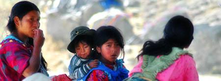 Indígenas de Guatemala