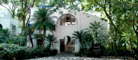 Hostales del IRTRA. Hostales Santa Cruz para Xetulul y Xocomil