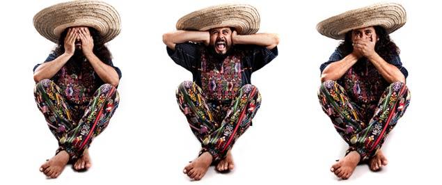 Junio Jocol - músico original de Guatemala.