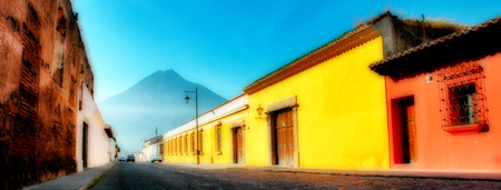 Fotos de La Antigua Guatemala.