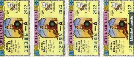 Loteria santa lucia gGatemala