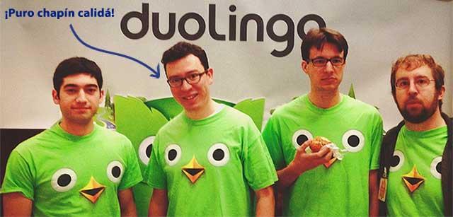 Luis von Ahn - genio de Guatemala, creador de reCaptcha y Duolingo.