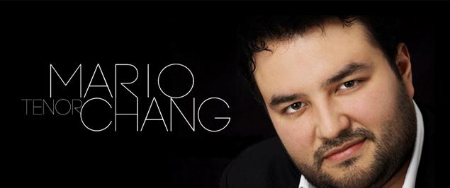 Mario Chang, tenor guatemalteco