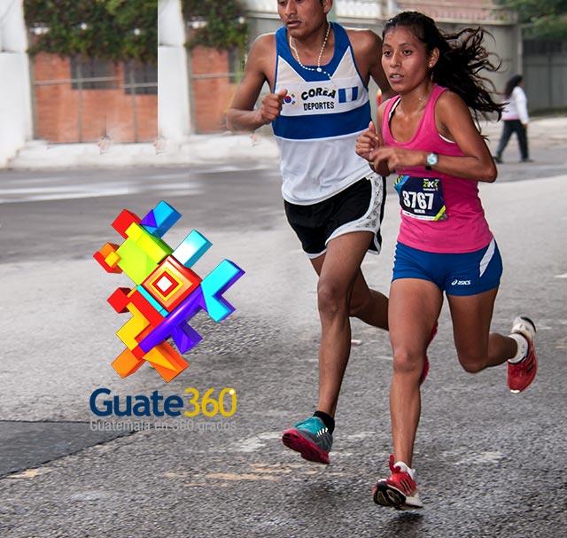 Merlin Chalí, mejor guatemalteca en la carrera 21k Ciudad de Guatemala 2013