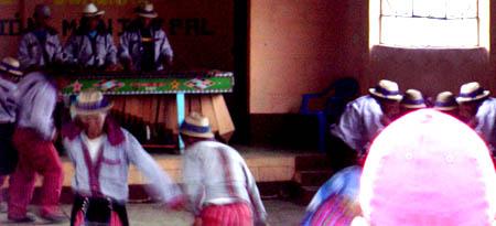 música de marimba