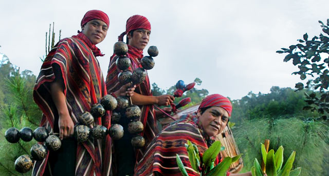 Grupo de Música Maya Aj de Guatemala