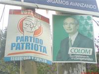 Patriota y UNE