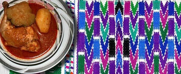 Receta de comida típica de Guatemala: Pepián de pollo