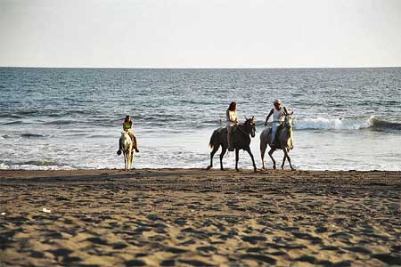 Hoteles en Playas de Guatemala: Monterrico.