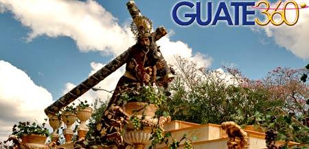 Semana Santa en Guatemala - procesiones