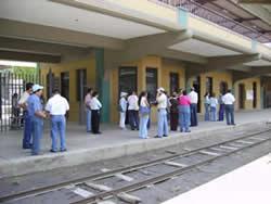 Tren Zacapa