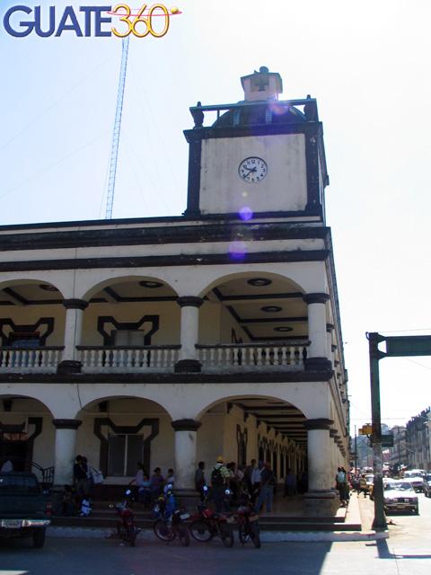 foto reloj municipal: