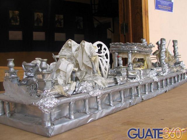 procesiones semana santa guatemala. procesiones de semana santa en