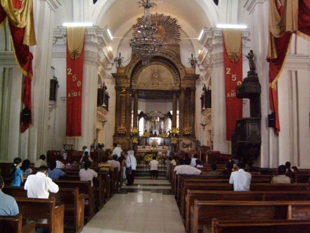 Resultado de imagen para esquipulas  iglesia interior