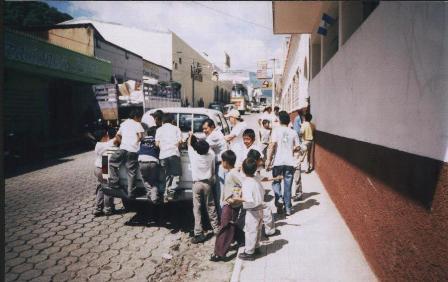 Escuela Macario Rivas