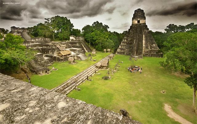 Guate360.com   Fotos de El Gran Jaguar - Vista panoramica de la ...
