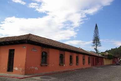 Fotos de la antigua guatemala fachada de - Fachadas antiguas de casas ...