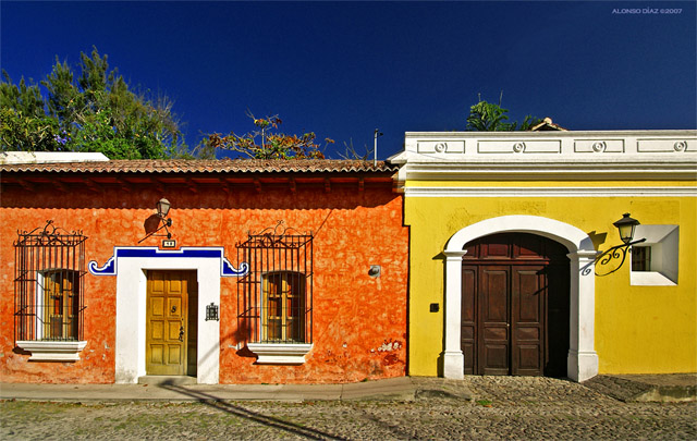 casas en guatemala: