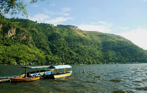 Guatemala Amatitlan