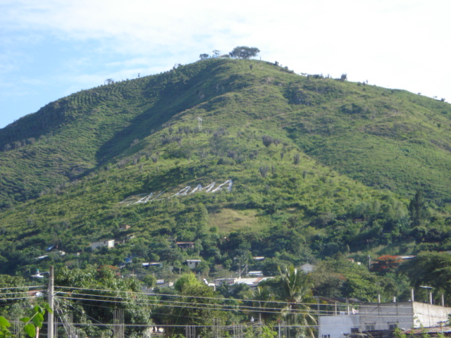 Image result for Cerro de la Santa Cruz