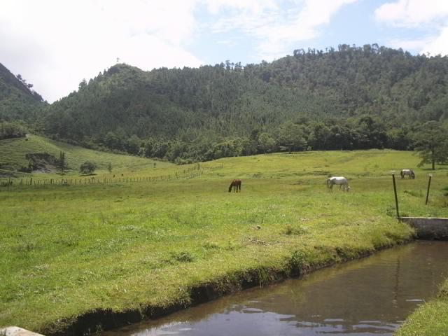 Paraje de Llano Largo en Baja Verapaz