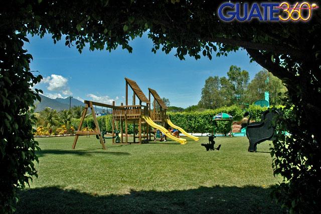 Guate360 Com Fotos De Hotel Valle Dorado Divertidos Juegos